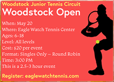 Woodstock Open